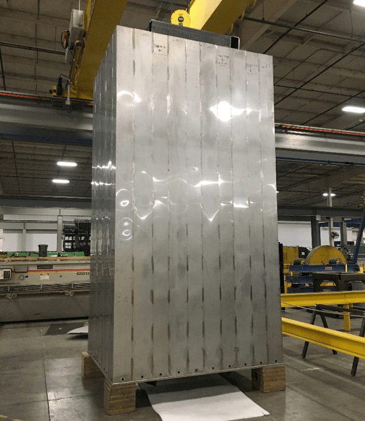 Holtec's 28-Year Long History of Supply of Wet Storage Equipment to Duke Energy's Harris Nuclear Plant Continues with the Latest Installment of High-Density Racks