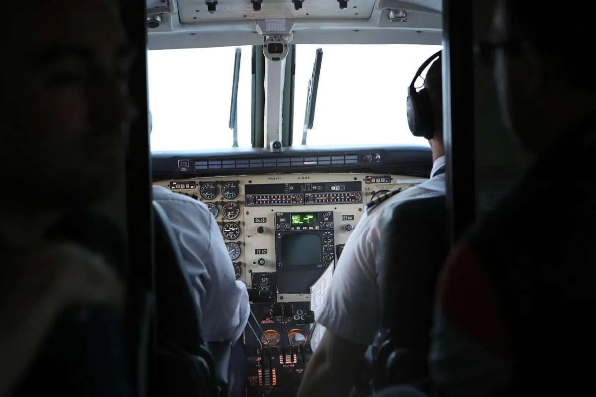 Two Holtville Men Named as Plane Crash Victims; Feds Take Over Pr..