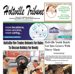 Holtville Tribune e-Edition 12-26-19