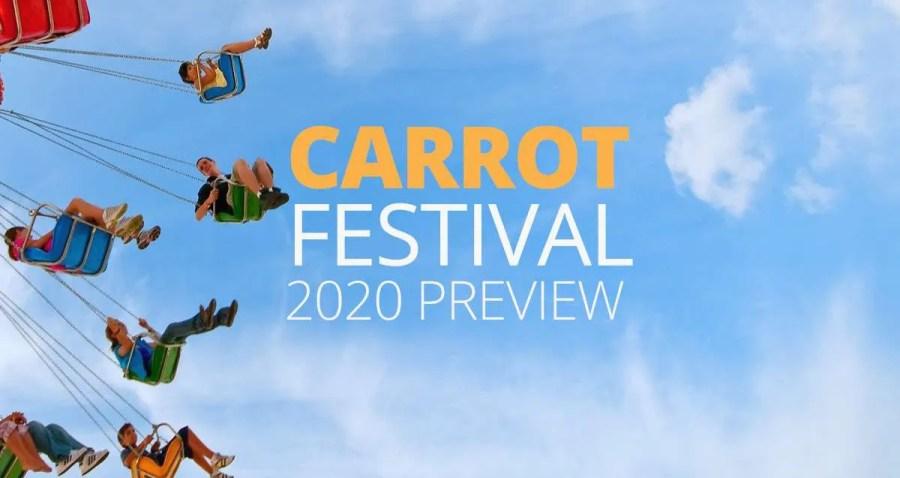 Carrot Festival Preview 2020