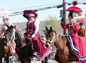 Carrot Festival Parade