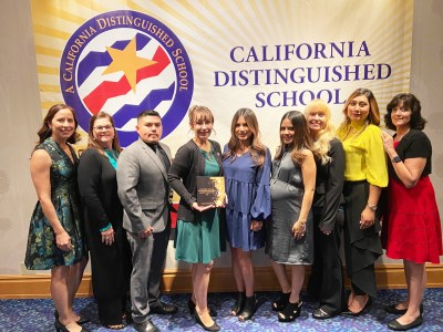 Holtville's Finley School Honored With Statewide Award