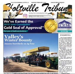 Holtville Tribune e-Edition 2-20-2020