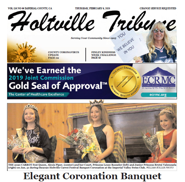 Holtville Tribune e-Edition 2-06-20