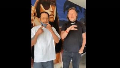 Celebrity COVID PSAs Are Efforts of El Centro Man