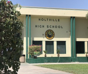 Holtville Unified Set for Students to Return Online Aug. 17