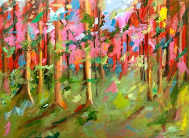 May 5 &#8211; June 4: <br>Joye Schwartz: Solo Exhibit<br>from Philadelphia, PA