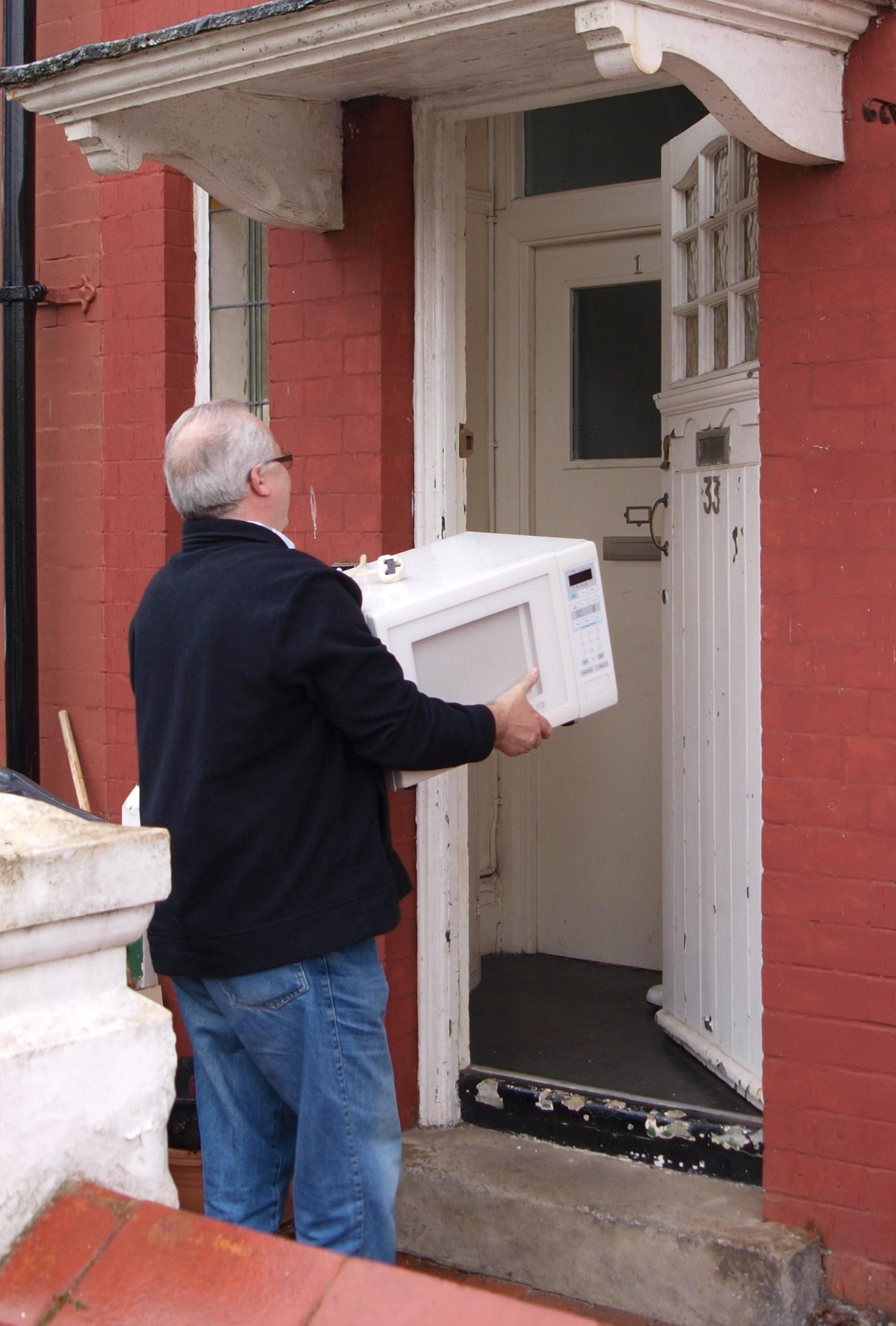 Delivering white goods