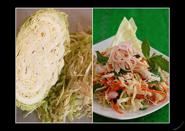 Viet Cabbage Slaw