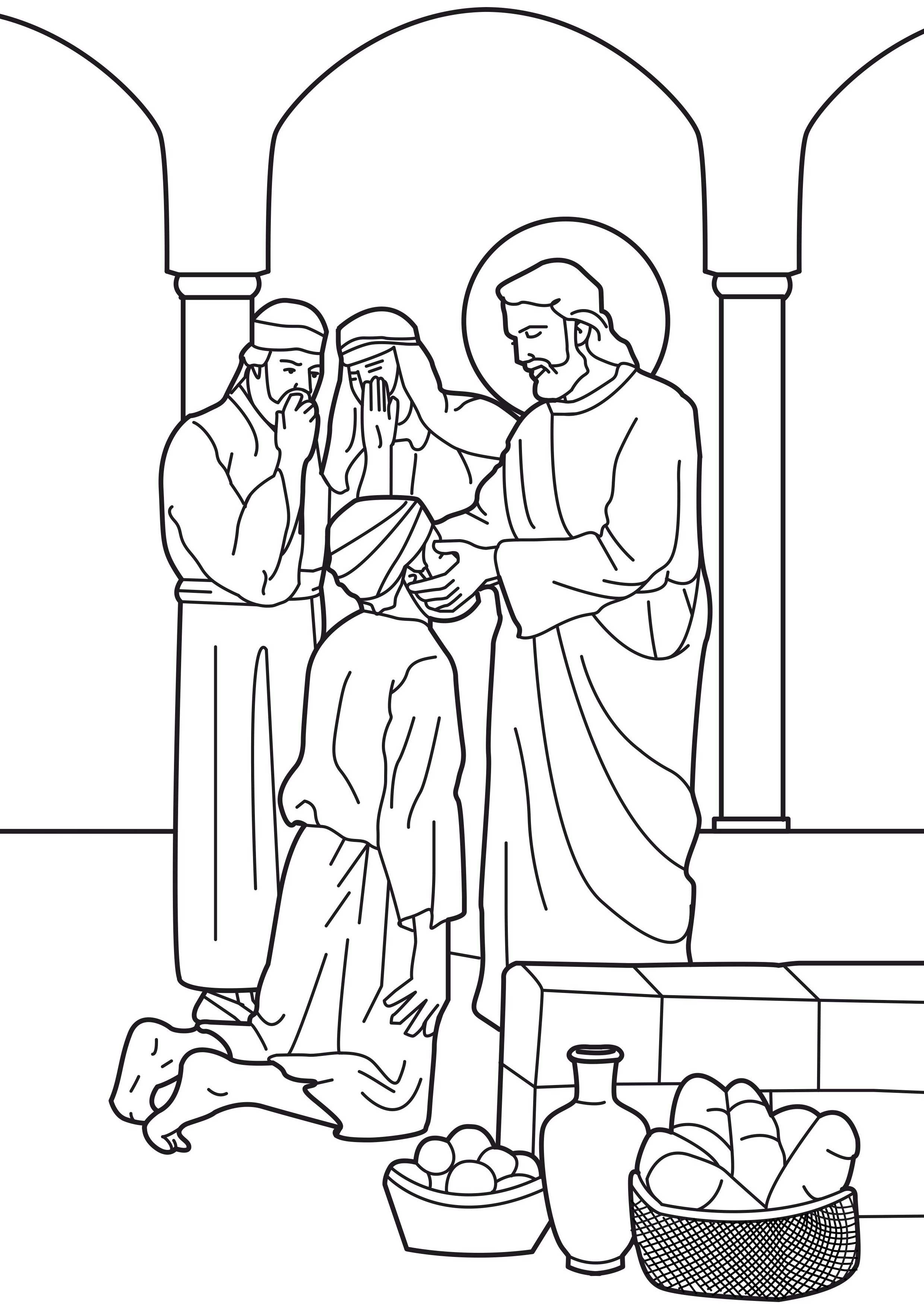 Familia Católica: Vida Pública de Jesús: Hermosas páginas
