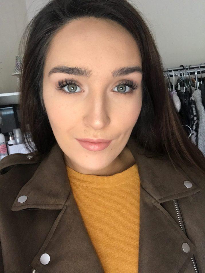 Irish Blogger Eyelash Extensions