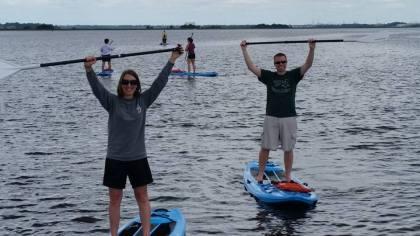 HCPT harbor paddle