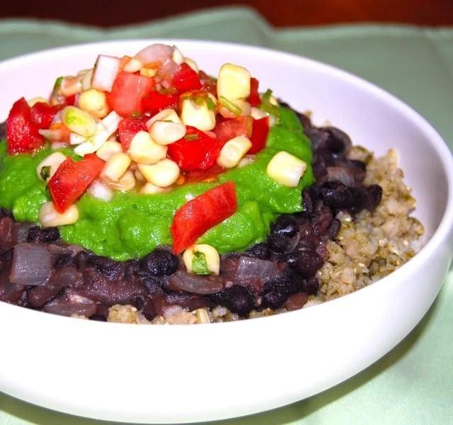 Fat free burrito bowl