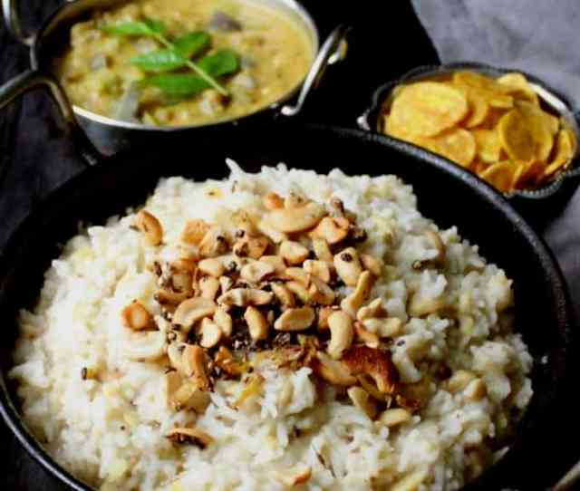 Ven Pongal A Savory South Indian Rice And Lentil Khichdi Holy