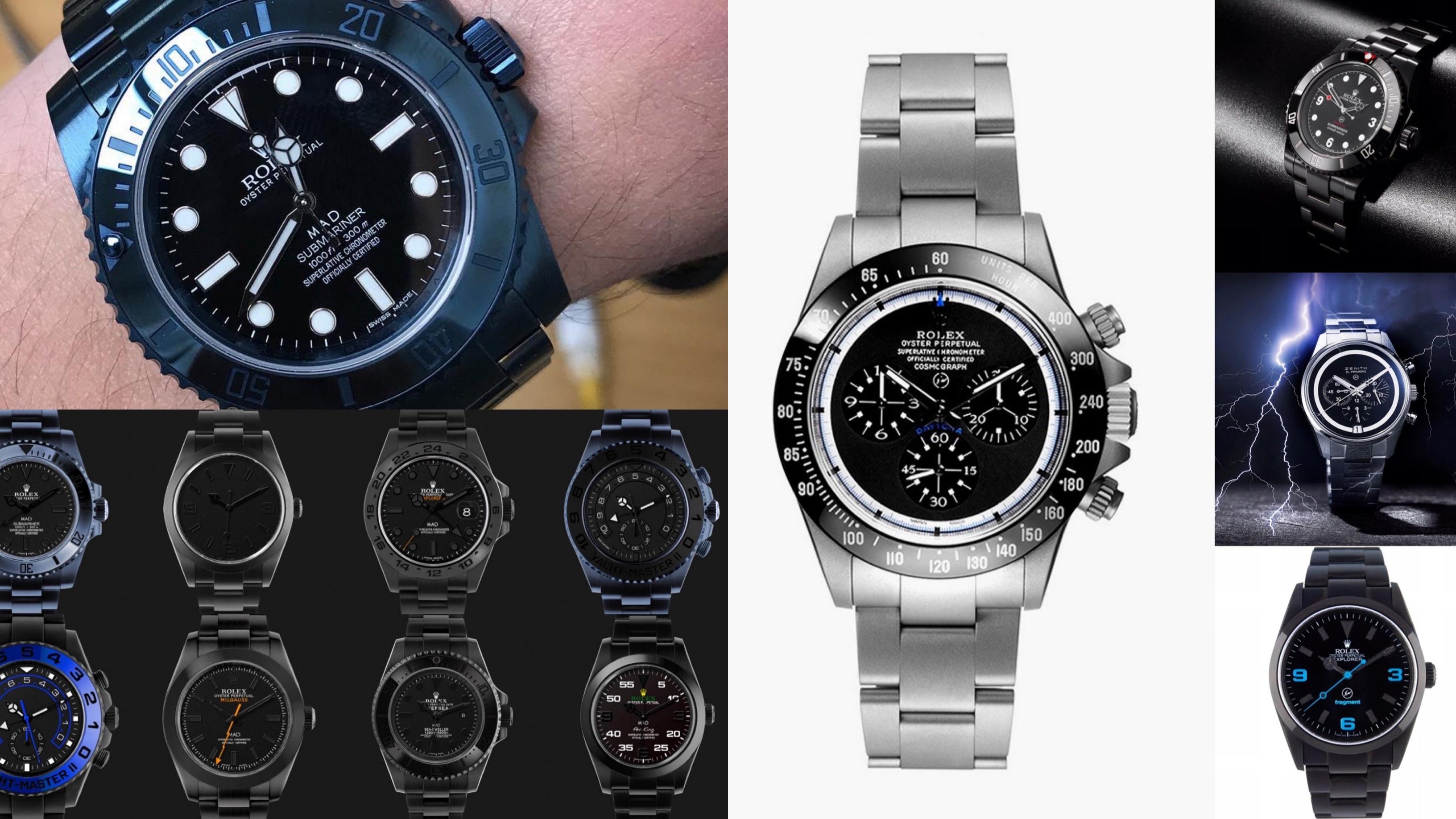 【Feature】【#Holyselector Vol.014 定製改腕錶品牌崛起 不再只是勞力無止境】 – HOLYCRAZE