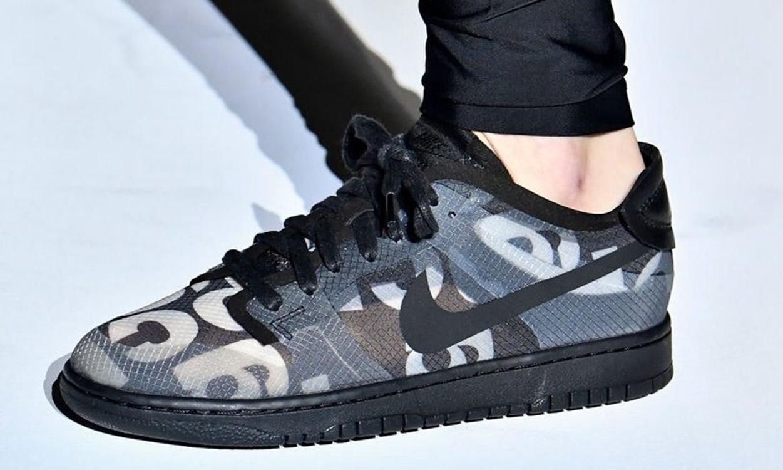 Comme Des Garçons x Nike Dunk Low聯名鞋款率先曝光 – HOLYCRAZE