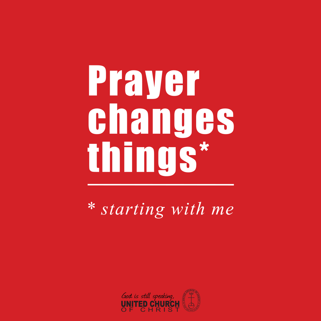 "Sermon: ""Don't Stop Praying"" | Church of the Holy Cross Sermon: ""Don"