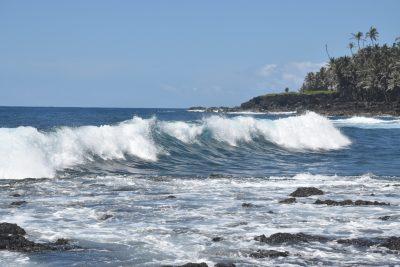 Waves at Pohoiki