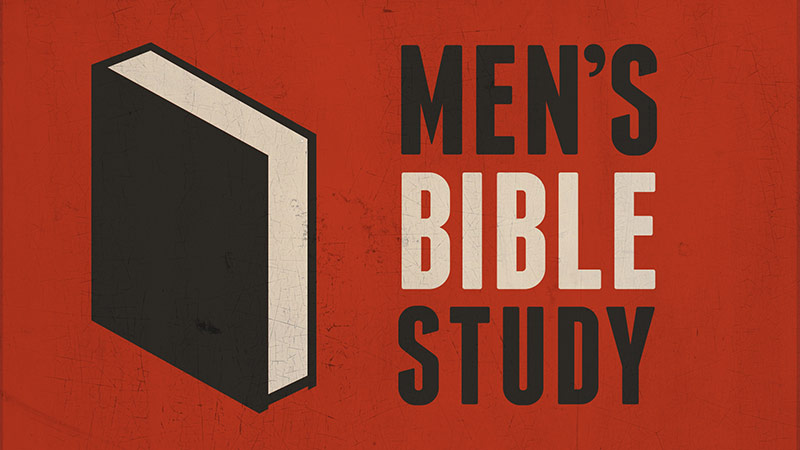 Men's Bible Study @ Holy Cross Lutheran Church