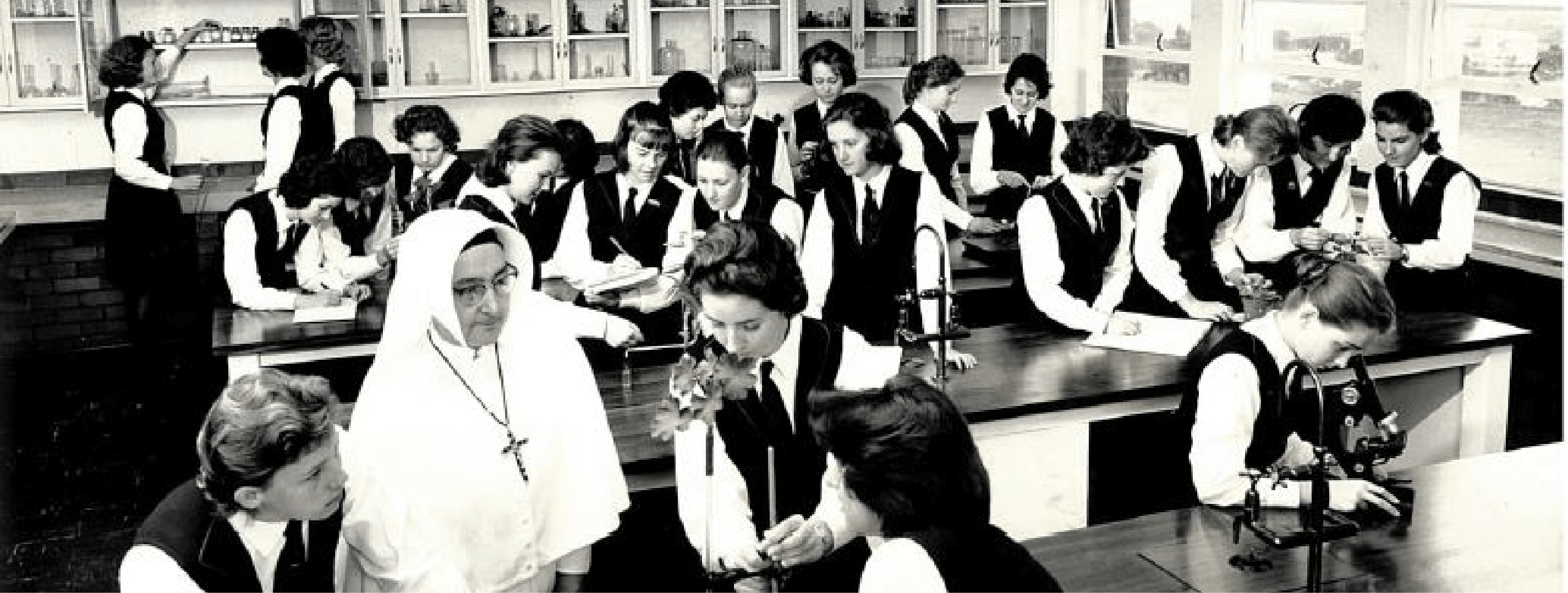 Holy Family College History