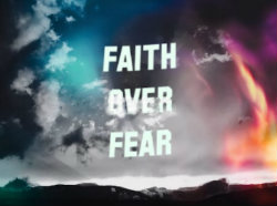 Cast ever burden of fear, worry, and uncertainty onto Him!