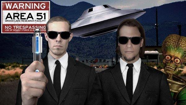 Area 51 Secrets revealed