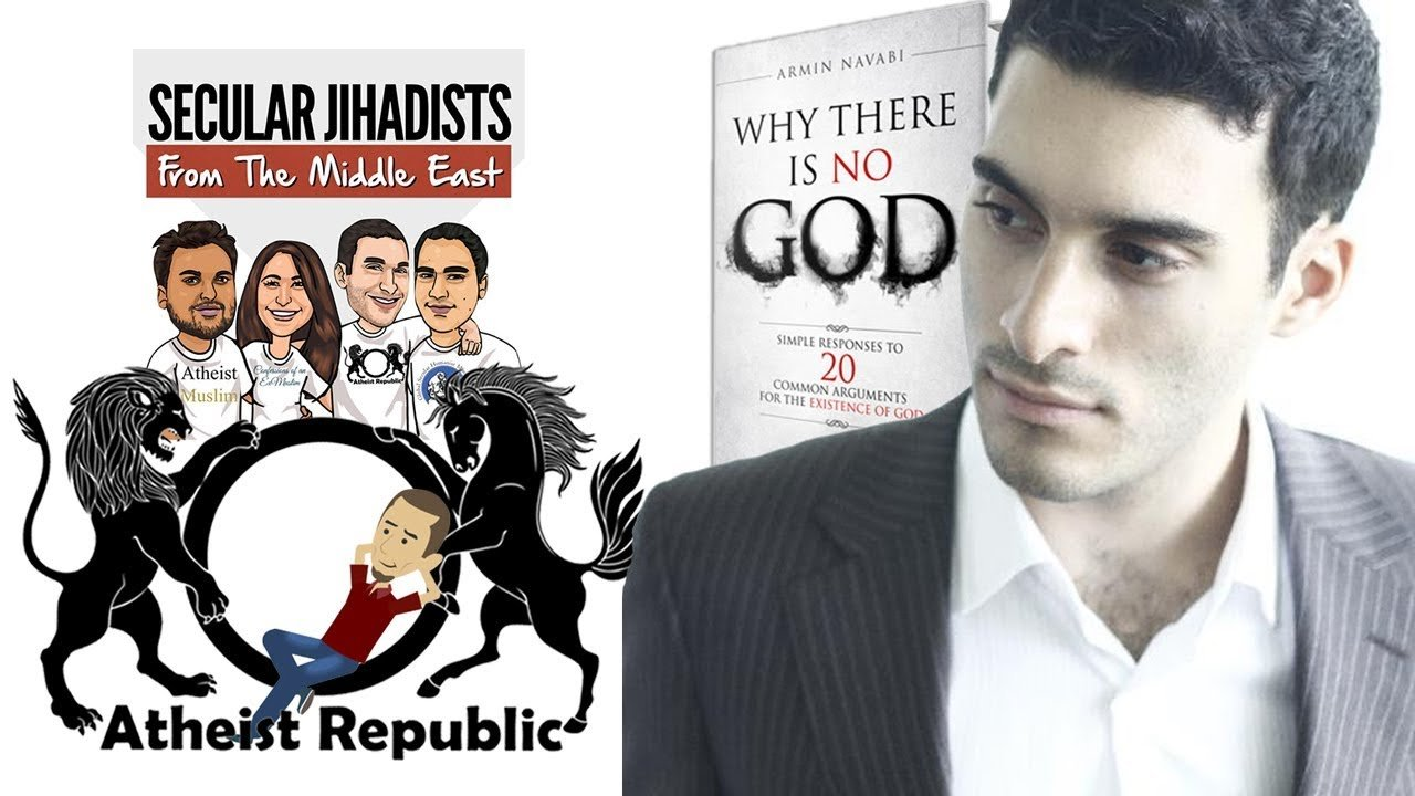 Can Islam be Reformed ft Armin Navabi Founder of Atheist Republic