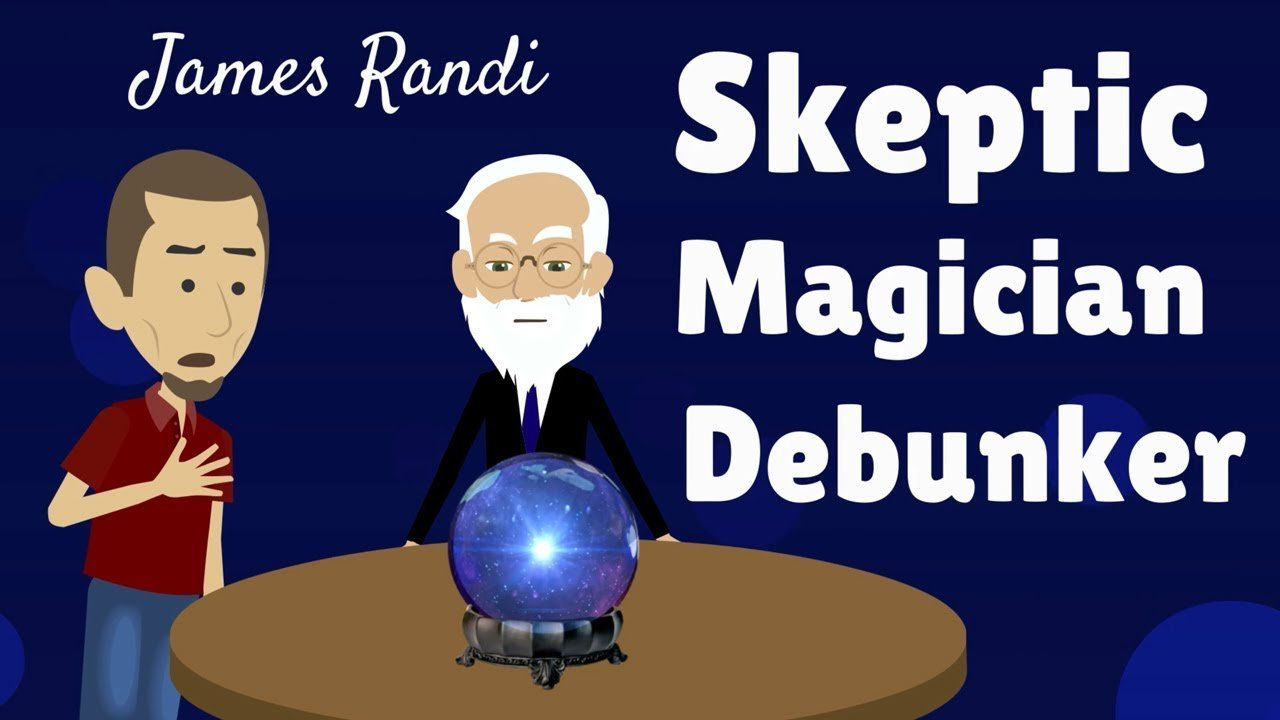 The Magician James Randi on the Importance of Skepticism