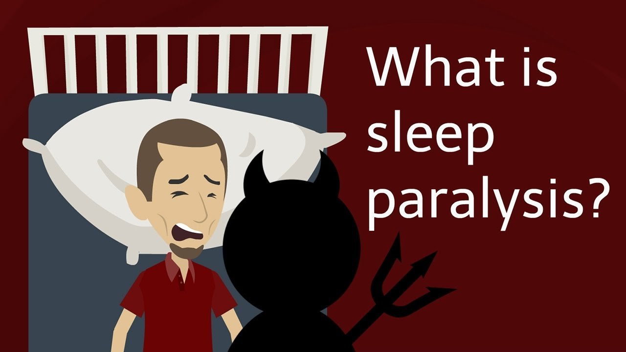 The Supernatural Debunked Demon Possession Explained by Sleep Paralysis