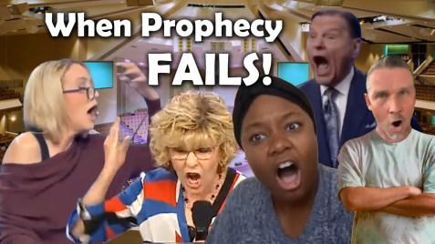 Evangelicals Freak Out
