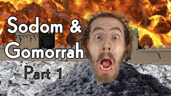 Nothing Fails Like Bible History 8: Sodom and Gomorrah (Part 1)