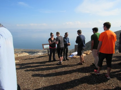 Communion on Mount Arbel