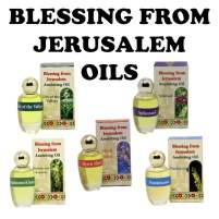 Blessing from Jerusalem Oils