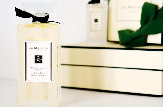 Quick Review: Jo Malone Bath Oil