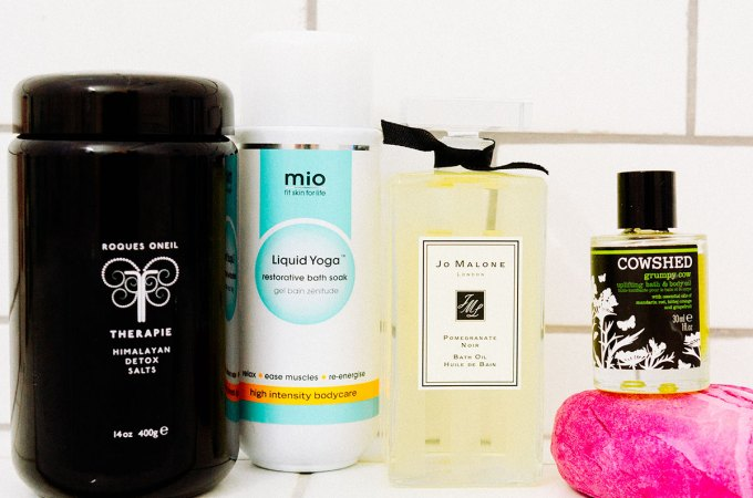 5 products to level up your bath with