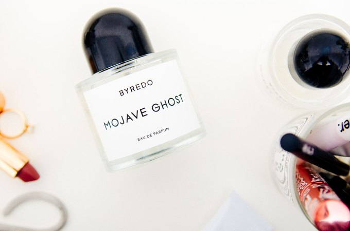 New In: Byredo Mohave Ghost