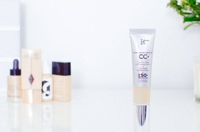 New In: ITCosmetics Your Skin But Better CC Cream