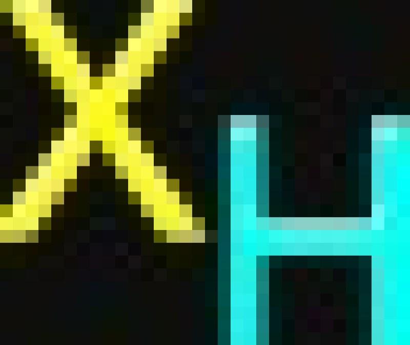 Zoom macro de la nouvelle palette de Colour pop give it ti me straight