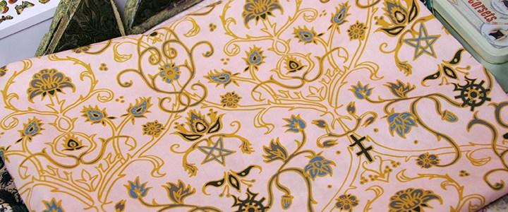 Surface Pattern Design – Ispahan