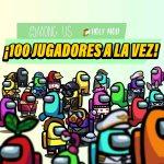 mod para jugar among us con 100 jugadores portada de articulo