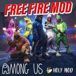Mod de Free fire Among Us portada de articulo
