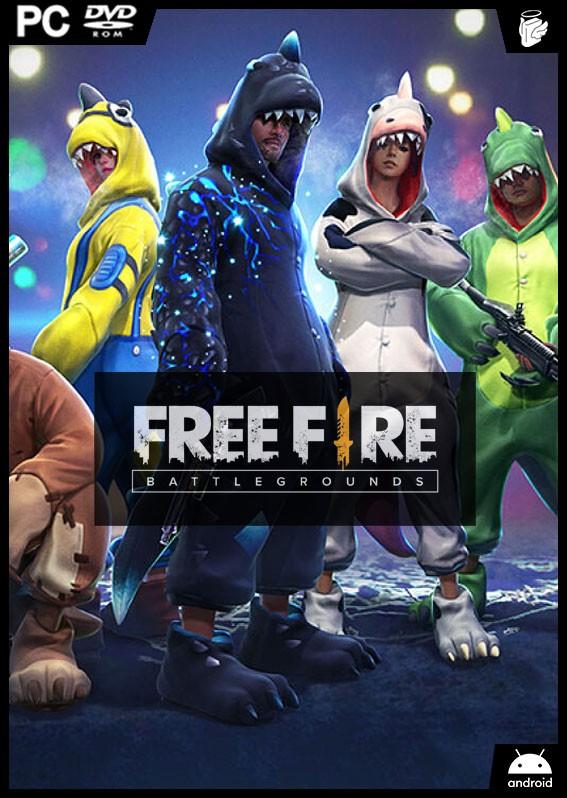 Portada Free Fire