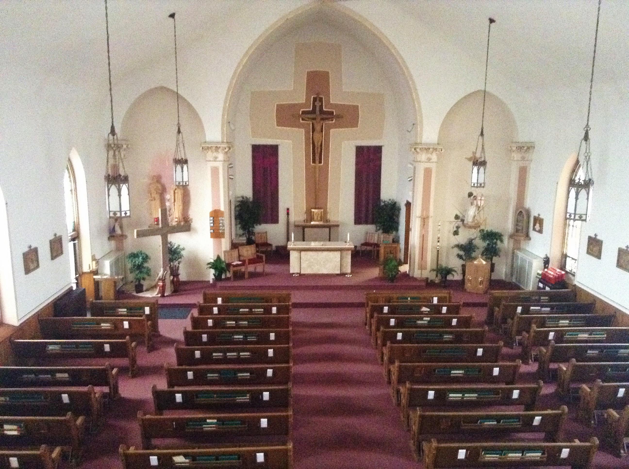 Inside Of Hnm Church