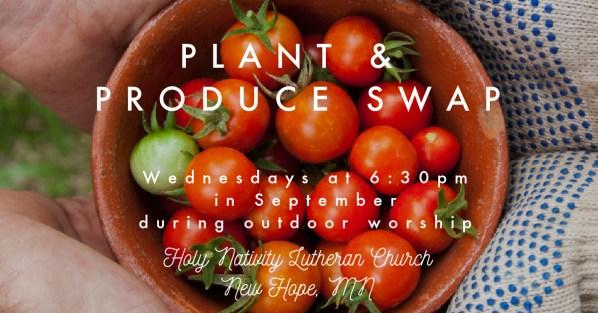 Plant Produce Swap