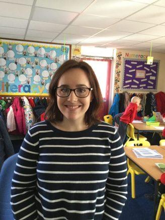 Mrs Rebecca Hill (Class Teacher)