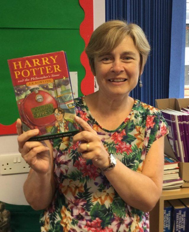 Mrs Olive Williams (Class Teacher and Deputy Head)