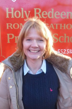 Cathy Anderson (Learning Support Assistant)