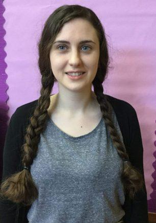 Miss Hannah Hall (School Direct Teacher)