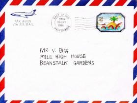 Jolly Postman Letter 1