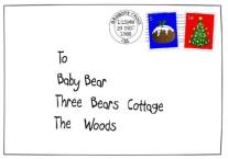 Jolly Postman Letter 3